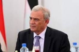 أبو عمرو يطلع ملادينوف على تطورات القضية الفلسطينية