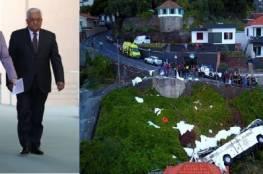 الرئيس يعزي نظيره الألماني والمستشارة ميركل بضحايا حادث الحافلة في البرتغال