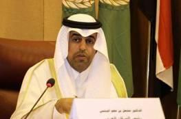 رئيس البرلمان العربي يرحب بتقرير الجنائية الدولية بتأكيد ولايتها على الأراضي الفلسطينية