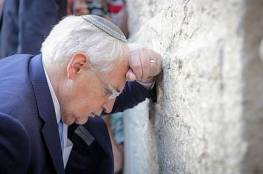 فريدمان يحض إسرائيل على تسريع ضم غور الأردن والمستوطنات