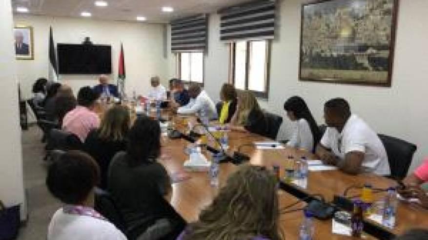 عريقات: إطلاق صفة الصفقة بدلا من المعاهدة يدل على الإملاءات وليس الاتفاق عبر المفاوضات