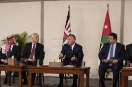 الملك عبد الله يستقبل ممثلي اللاجئين الفلسطينيين في الأردن