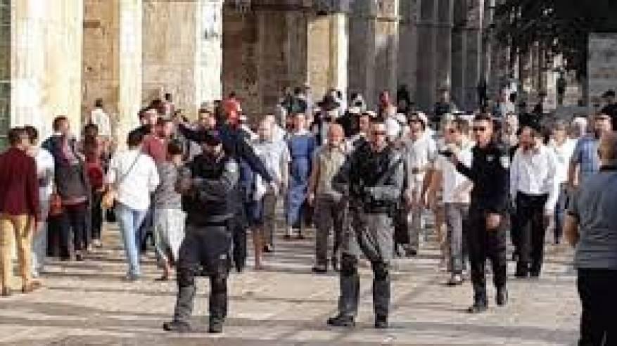 الأردن يوجه مذكرة احتجاج لإسرائيل تطالبها بوقف انتهاكاتها للأماكن المقدسة