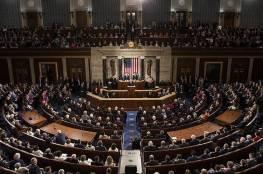189 عضوا في مجلس النواب الأميركي يعربون عن قلقهم من مخططات الضم