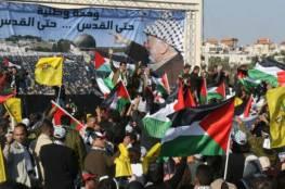 لبنان: مهرجان مركزي احياء للذكرى الـ14 لاستشهاد ياسر عرفات