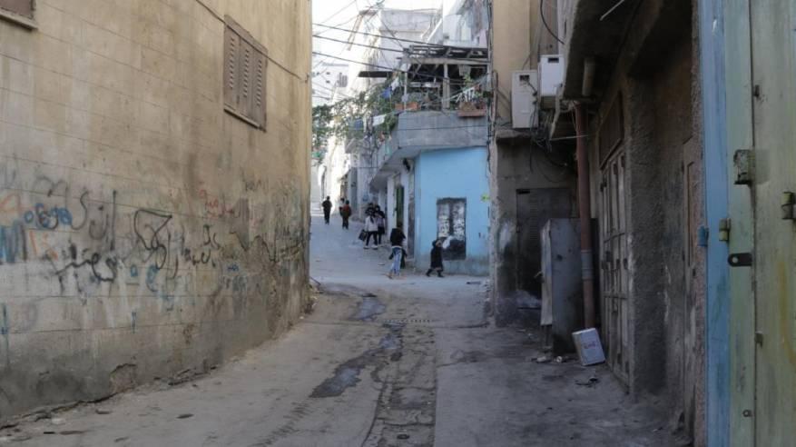 مخيم شعفاط للاجئين