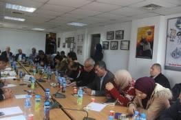 د. ابو هولي: ما يطرح لقضية اللاجئين من حلول خارجة عن القرارات الدولية هي حلول تصفوية مرفوضة من قبل القيادة الفلسطينية