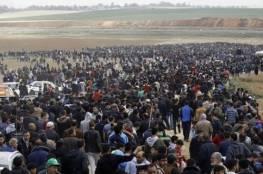(محدث) 52 شهيدا وأكثر من 2410 إصابات على الشريط الحدودي شرق قطاع غزة