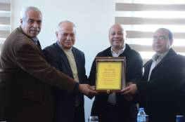 د. ابو هولي: الرئيس والقيادة الفلسطينية سيواصلان التحرك على كافة المستويات لحماية حق العودة واسقاط صفقة القرن وقانون القومية