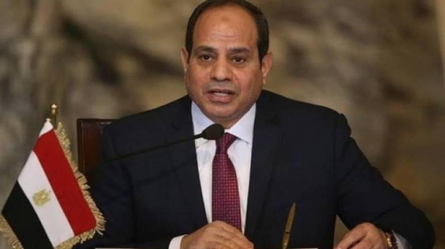 السيسي يؤكد على ثوابت الموقف المصري الداعم للشعب الفلسطيني في الحصول على حقوقه المشروعة