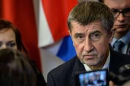 التشيك تعلن إلغاء قمة مجموعة فيشغراد المقررة في إسرائيل