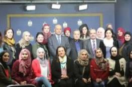 ابو ردينه: القضية الفلسطينية تواجه تحديات كبيرة وصعبة ولكن بصمود شعبنا وتمسك الرئيس والقيادة بثوابتنا سننتصر