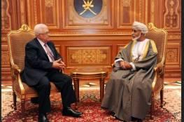 الرئيس يتلقى برقية شكر من السلطان قابوس