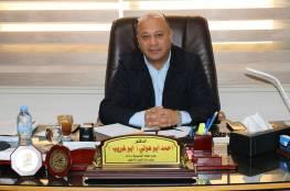 د. ابو هولي يحذر من مخاطر تقليص منظمة  الغذاء العالمي مساعداتها على حياة الاسر الفقيرة  في الاراضي الفلسطينية