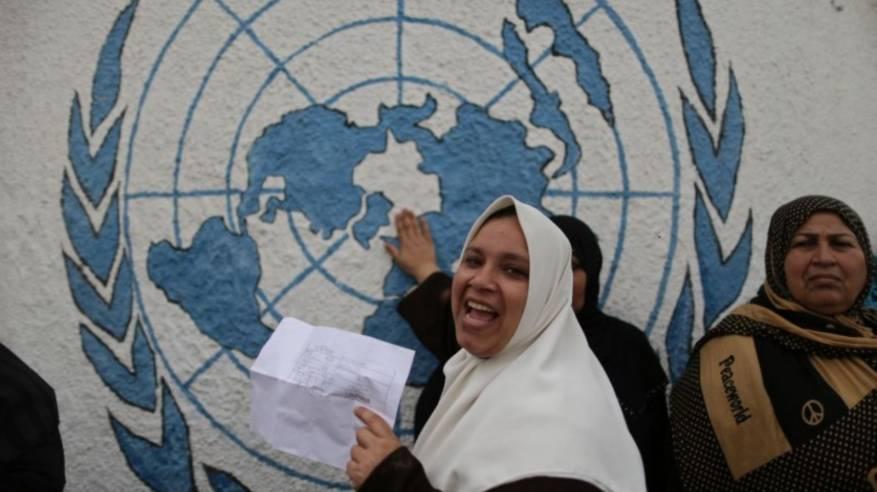 إسرائيل تُطالب العالم بوقف تمويل (أونروا)