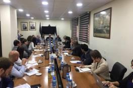 منظمة التحرير تدعو دول العالم إلى دعم الأونروا وتجديد تفويضها حتى إيجاد حل عادل لقضية اللاجئين