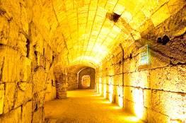 اكتشاف نفق ضخم  أسفل البلدة القديمة في القدس