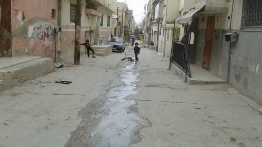 مخيم البقعه للاجئين الفلسطينيين
