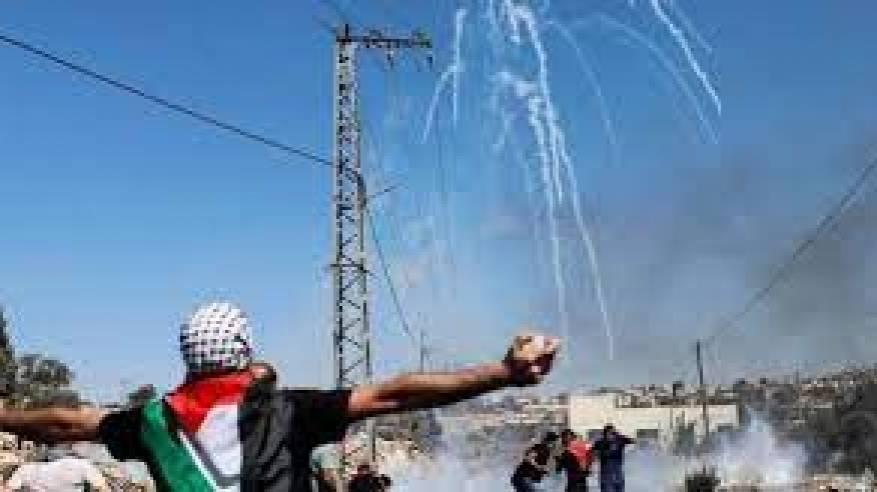 الخارجية: قمع الاحتلال الوحشي للمسيرات والاعتصامات السلمية يستدعي صحوة قانونية اخلاقية من المجتمع الدولي