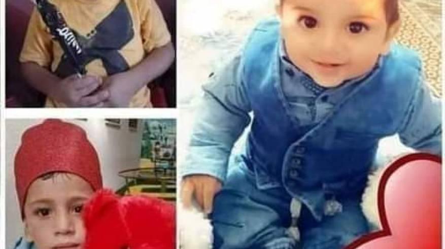 د. ابو هولي يتقدم بأحر التعازي لعائلة الحزين بوفاة اطفالهم الثلاثة