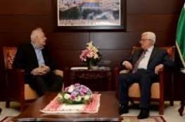 الرئيس يستقبل ناصر ويبحث معه تنفيذ قرار الدستورية حل التشريعي وإجراء الانتخابات