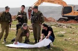 يوم جديد من انتهاكات الاحتلال: اعتقالات وهدم وتجريف أراض واقتحام لـ