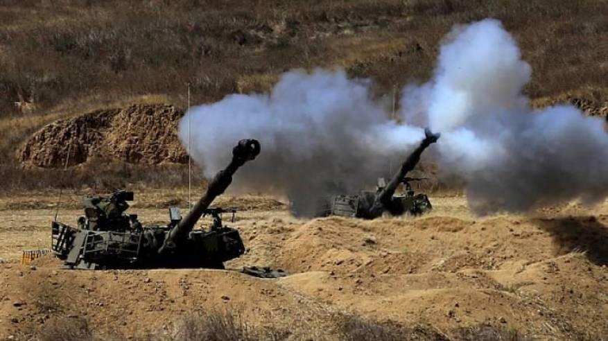 الاحتلال يواصل انتهاكاته: اعتقالات واقتلاع اشجار في الضفة واستهداف للصيادين وقصف مدفعي في غزة