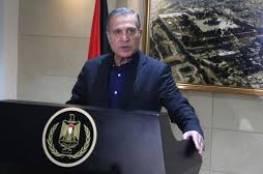 أبو ردينة: هدفنا الحفاظ على الثوابت الوطنية وإنهاء الاحتلال