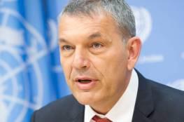 بيان صادر عن المفوض العام للأونروا بمناسبة اليوم العالمي للصحة 2021