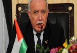وزير الخارجية والمغتربين رياض المالكي