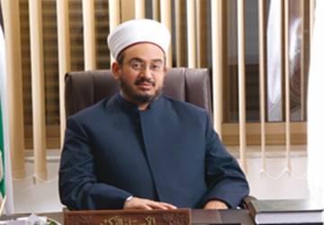 وزير الاواقاف الأردني
