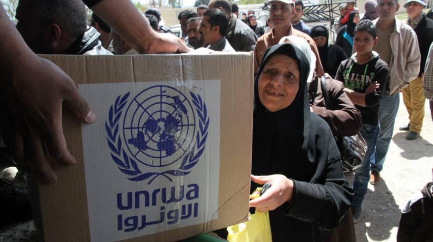 برنامج الإغاثة والخدمات الاجتماعية في وكالة الغوث وتشغيل اللاجئين الفلسطينيين (الاونروا)
