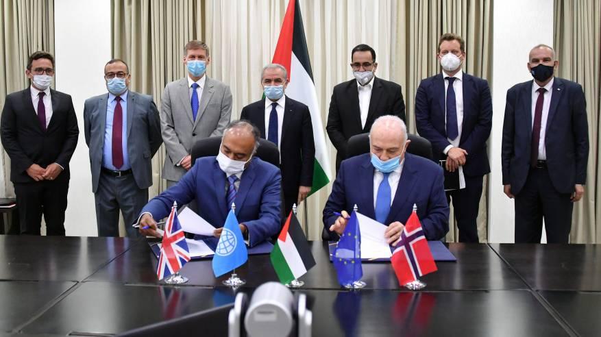 تحت رعاية رئيس الوزراء: توقيع اتفاقيتين في قطاعي الطاقة وتكنولوجيا المعلومات بقيمة 78 مليون دولار