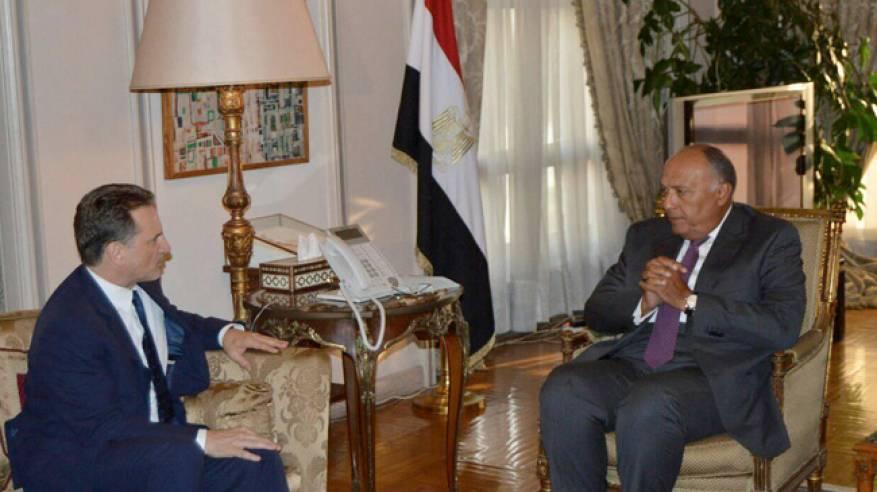 """مصر تعرب عن قلقها تجاه التحديات التي تواجه أعمال وأنشطة """"الأونروا"""""""