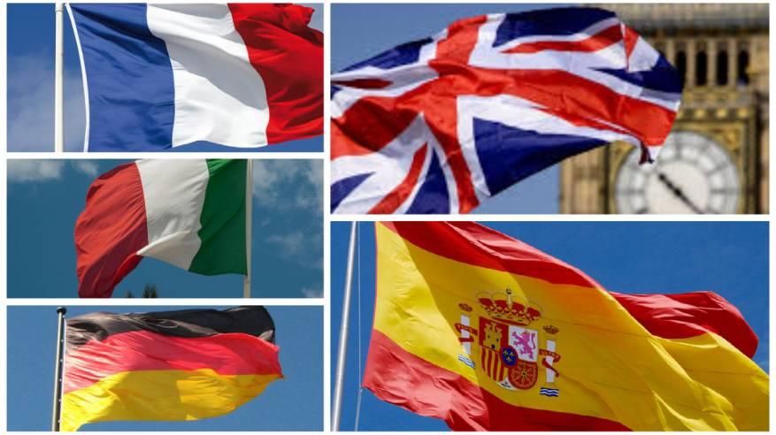 القوى الأوروبية الكبرى تدين مصادقة الاحتلال على بناء آلاف الوحدات الاستيطانية الجديدة