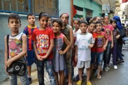 إعتصام رمزي للجنة الشعبية في مخيم شاتيلا دعماً لوكالة الأونروا