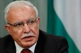 المالكي: الجنائية الدولية قد تصدر قرارها في أية لحظة حول فتح تحقيق في جرائم الحرب الاسرائيلية
