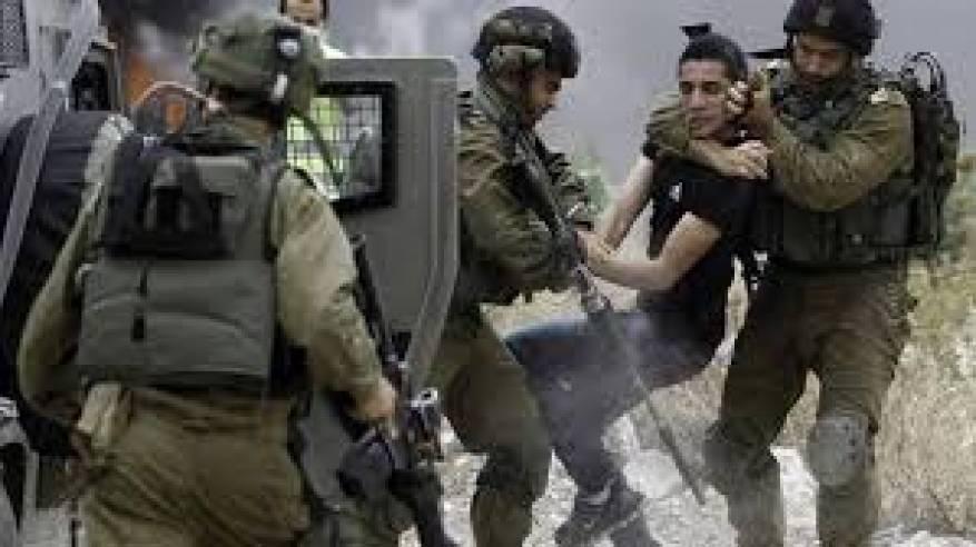 جنين: الاحتلال يصيب شابا بالرصاص الحي خلال مواجهات ويعتقل 8 آخرين بينهم أسرى محررون