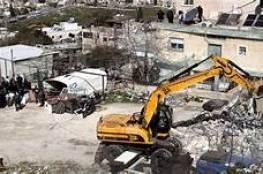 الاحتلال يهدم منزلا في سلوان ويستعد لهدم آخر في بيت حنينا