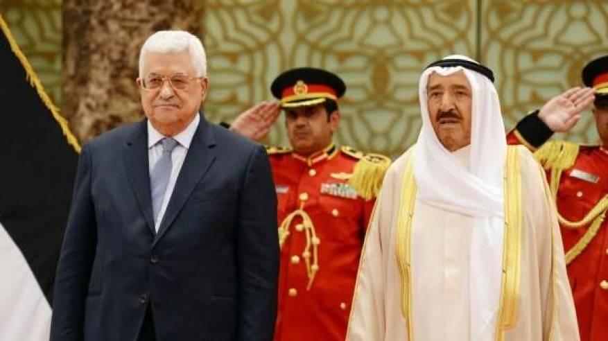 الرئيس ينعى أمير دولة الكويت الشيخ صباح الأحمد الجابر الصباح