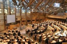 البرلمان الاسكتلندي يناقش الاعتراف بدولة فلسطين ويتلقى رسالة من السفير زملط