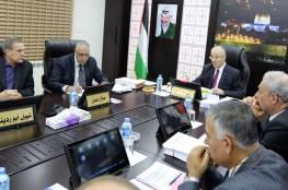 مجلس الوزراء  محاولة الإدارة الأميركية إسقاط حق العودة للاجئين الفلسطينيين مرفوض وغير قانوني