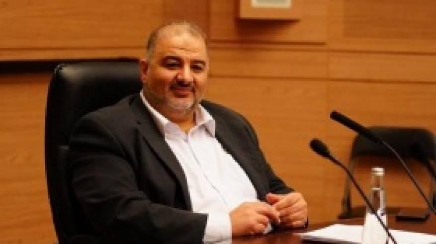 انتخاب عربي نائبا لرئيس الكنيست الإسرائيلي