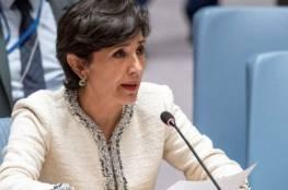 سفيرة لبنان بالأمم المتحدة: غياب التسوية يحكم على المنطقة بأسرها بصراع مستمر وإراقة دماء