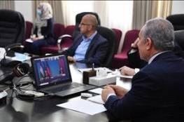 خلال اجتماعات اللجنة الوزارية الفلسطينية الألمانية .. اشتية يدعو ألمانيا للضغط لوقف الضم والاعتراف بالدولة