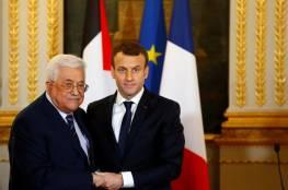 بدء الاجتماع بين الرئيس ونظيره الفرنسي في قصر الاليزيه