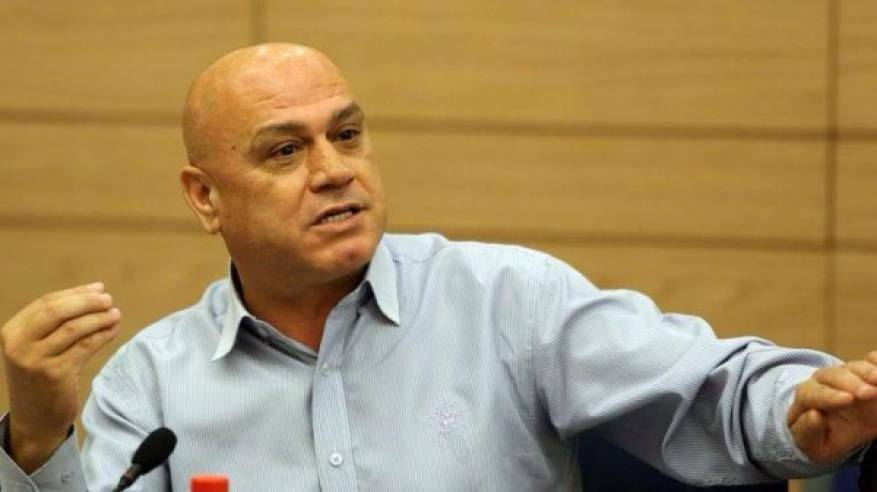 النائب فريج لسموطريتش: الأرض ليست لكم وإنما لدولة فلسطين