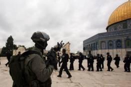 الحكومة: اقتحام وزير الزراعة الاسرائيلي ومستشار الأمن القومي الأميركي الأقصى جزء من اعتداءات الاحتلال