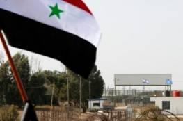 إعادة فتح معبر القنيطرة المغلق منذ 4 سنوات بين سوريا والجولان
