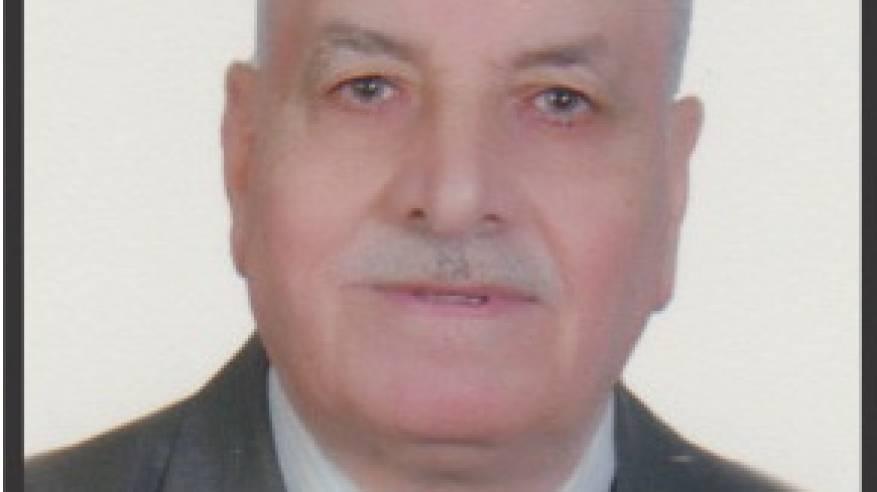 د. ابو هولي يشاطر السفير خالد عارف الاحزان بوفاة شقيقه